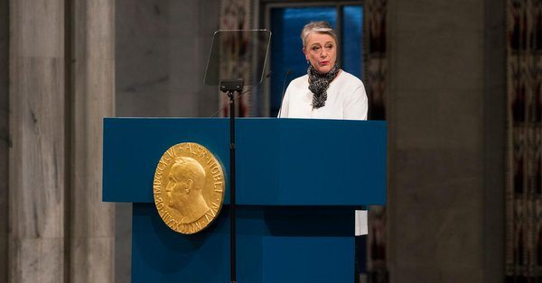 2017 Nobel Barış Ödülü'nün sahibi açıklandı
