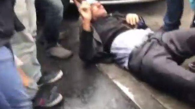 Okmeydanı'nda silahlı çatışma: 1 kişi hayatını kaybetti