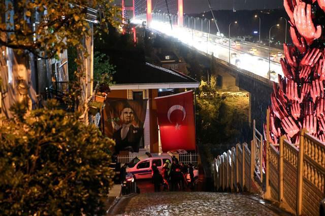 Beşiktaş'ta patlama sesi paniği