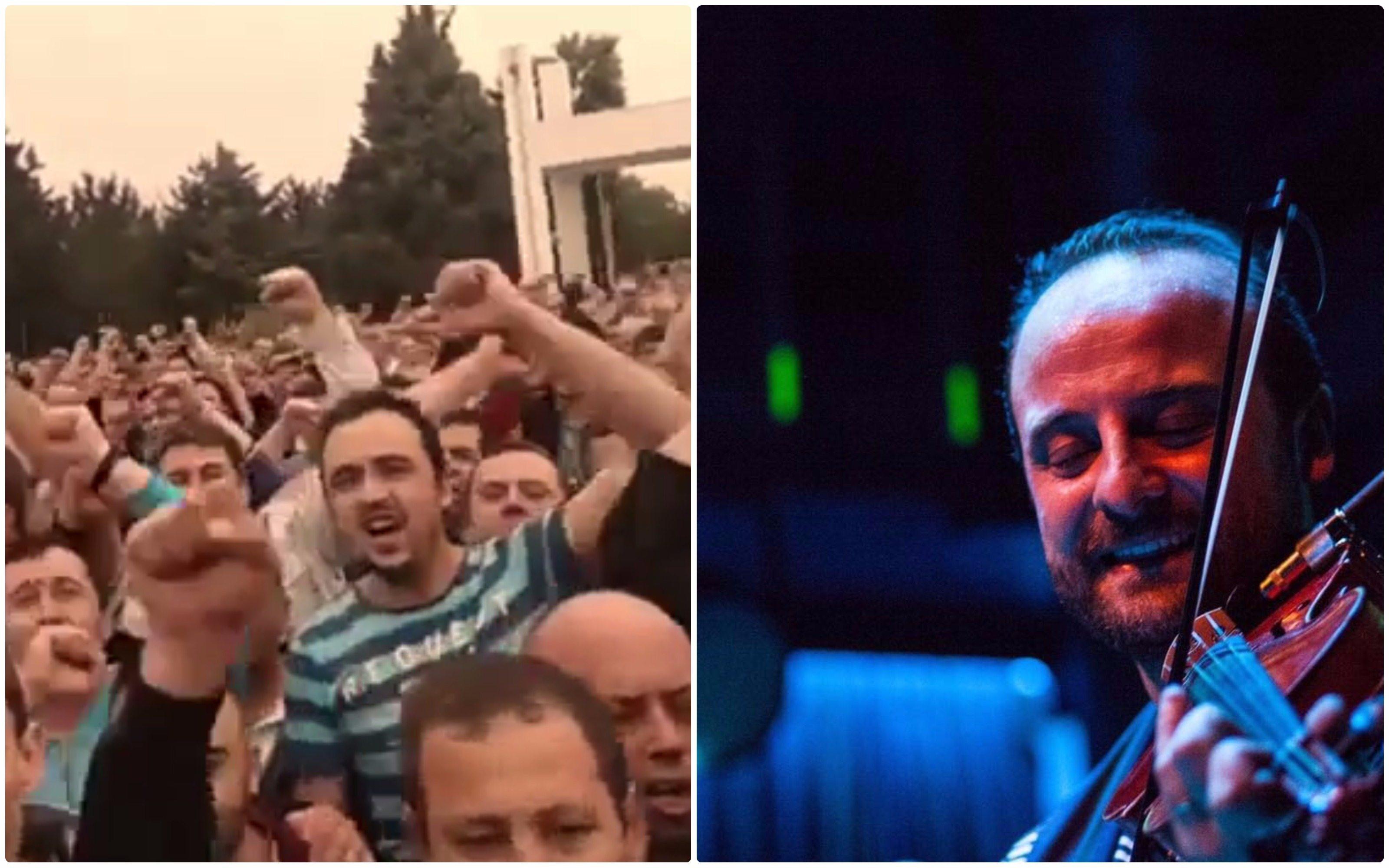 VİDEO | Şarkısını cam işçilerine adadı: