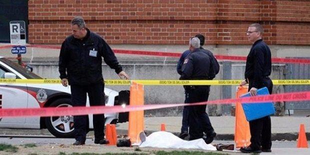 ABD'de üniversite kampüsünde silahlı saldırı: 2 ölü