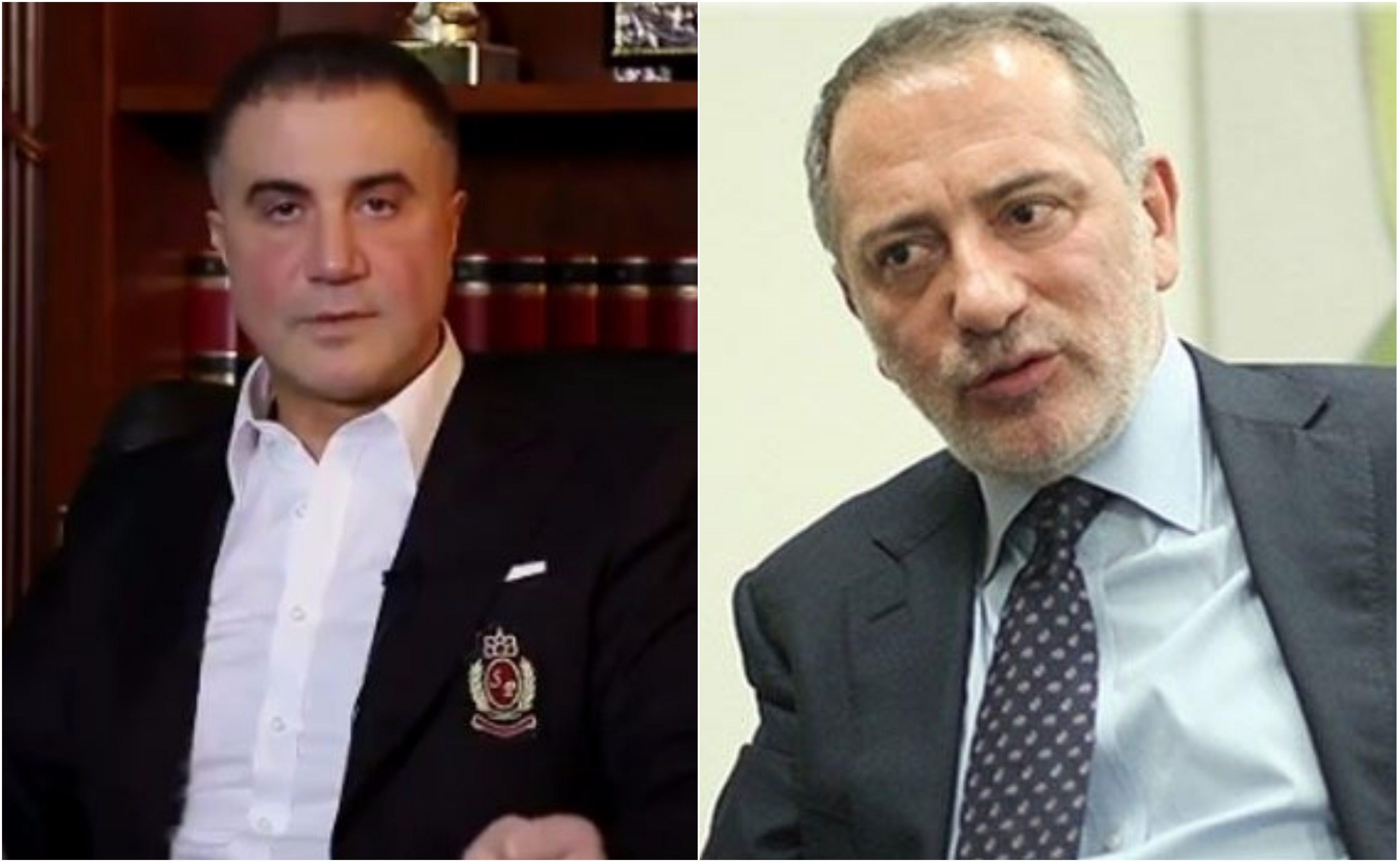 Çete reisi Sedat Peker'den Fatih Altaylı'ya: Seni bugüne kadar öldürmemiş olmam...