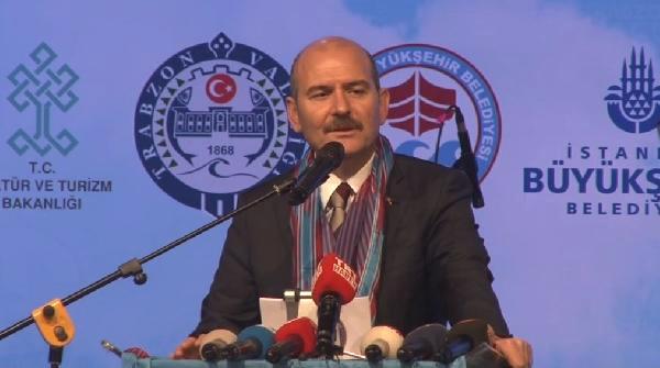 Süleyman Soylu: Şehrimizin doğasına zarar verdik mi? Evet verdik