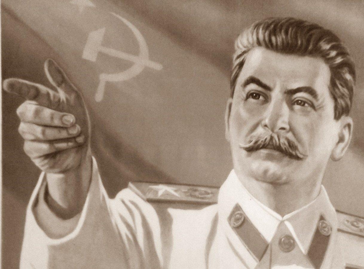 Mevzu Stalin değil