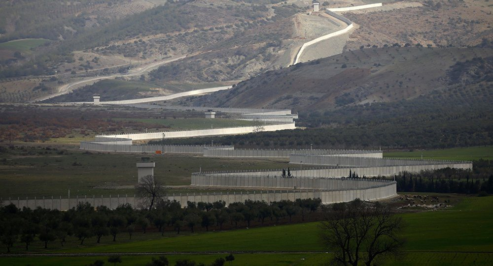 Suriye sınırına 21 yeni'kulekol' yapılıyor