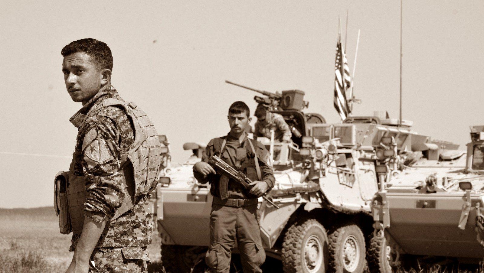 Suriye'de emperyalizmin güncel durumu