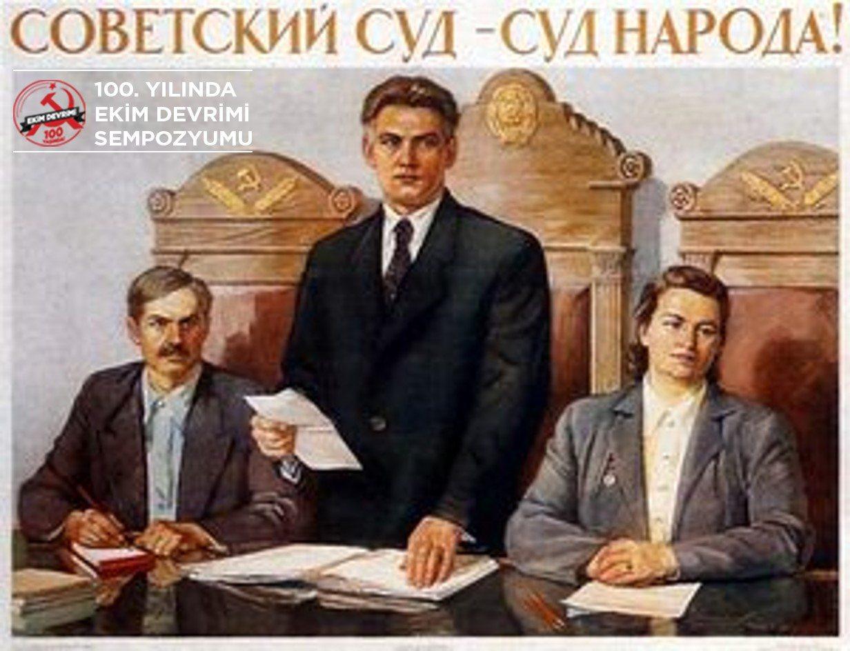 Komünist Hukukçular Kolektifi: Sosyalizm insanlığın yegane umudu olmaya devam ediyor