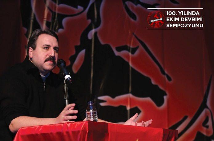 Kamil Tekerek: Ekim Devrimi'nin temel derslerinden biri sosyalizmin ve devrimin güncelliğidir