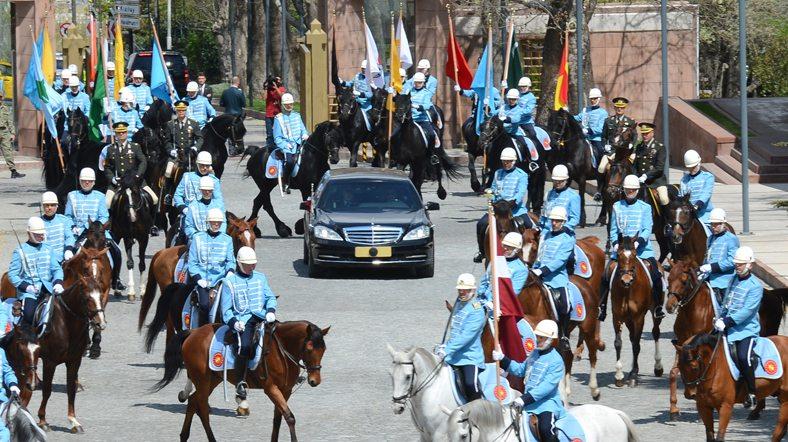 TSK'ya 6 bin liraya süvari atı ve topçu beygiri alınacak