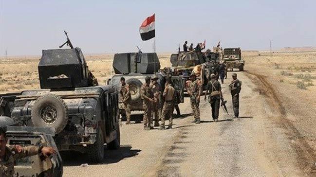 Irak ordusu IŞİD'in elindeki son bölgeye girdi