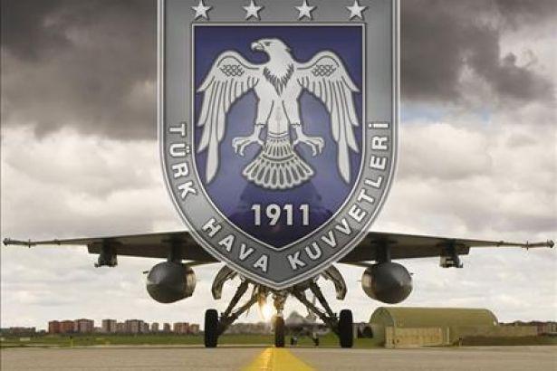 Hava Kuvvetleri'nde operasyon: 66 gözaltı
