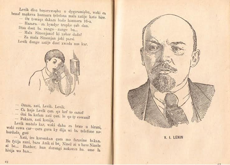 Ekim Devriminin 100. yılında Sovyet Kürtleri