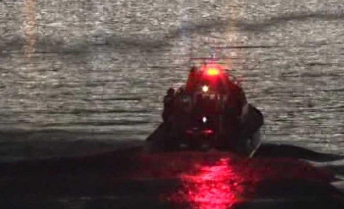 Galata'da balık tutarken ceset buldular