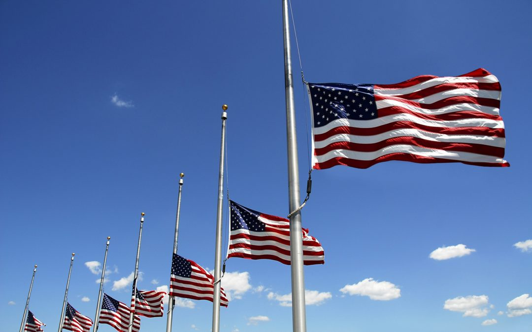 ABD'de 4 gün ulusal yas ilanı