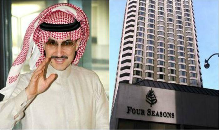 Gözaltındaki Suudi prensin ortağı olduğu oteller satılıyor