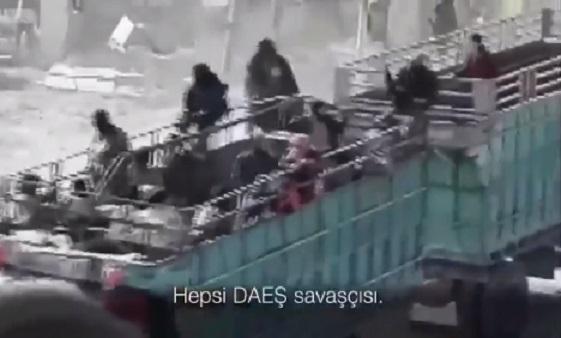 'Rakka'dan ayrılmalarına izin verilen IŞİD militanları Türkiye üzerinden Avrupa'ya geçti'
