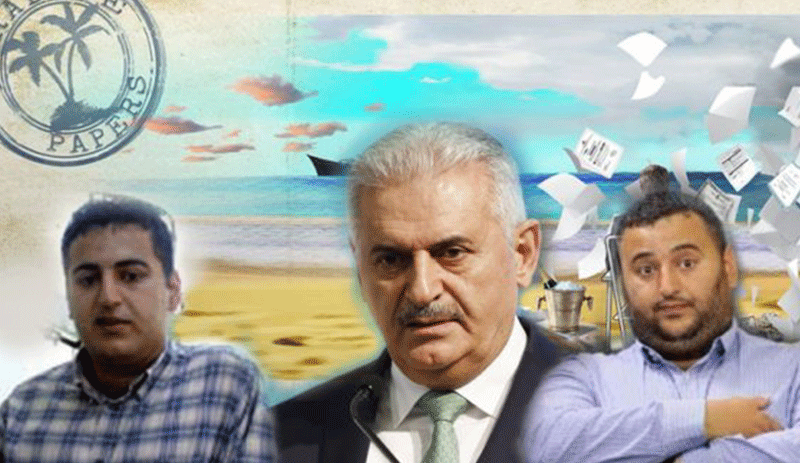 AKP Binali Yıldırım'ı dinlemedi: Paradise Papers belgelerinin araştırılması AKP'nin oylarıyla reddedildi
