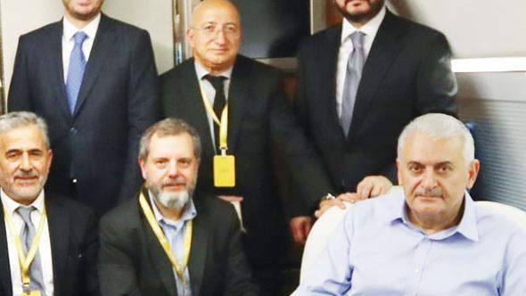 Binali Yıldırım'dan 'AKP-MHP ittifakı' için açıklama