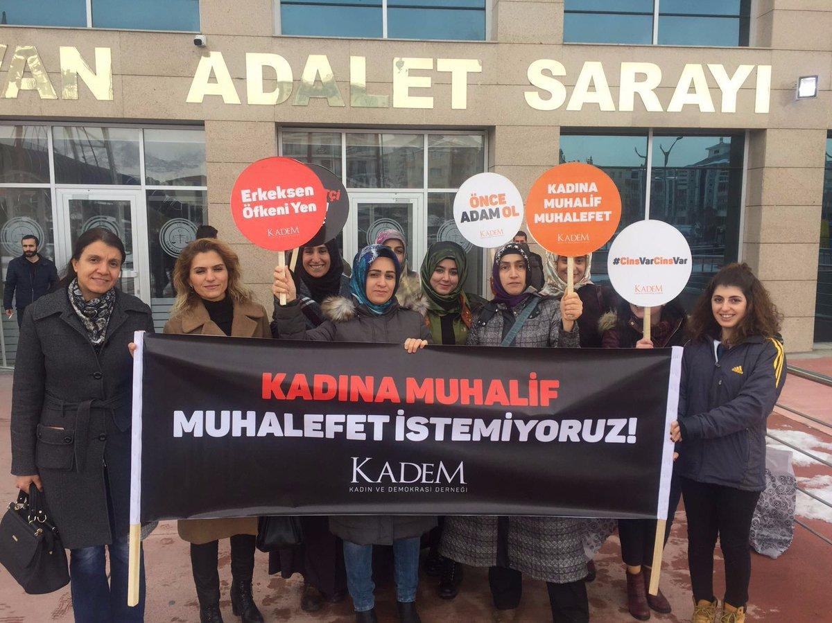 Gerici KADEM, kadınları