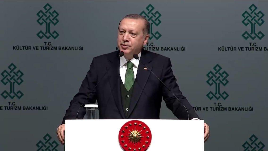 Erdoğan'ın