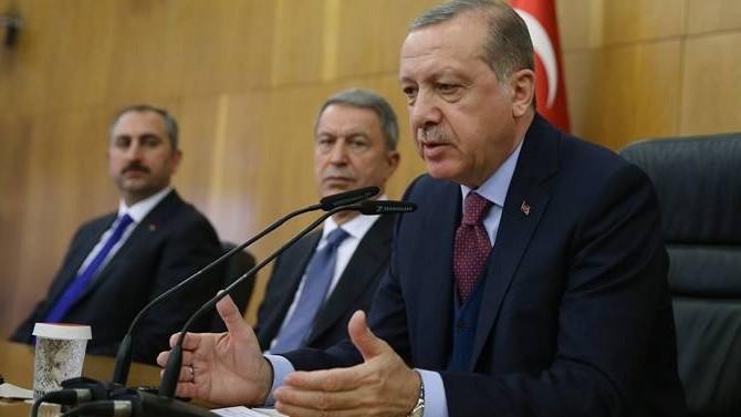 Erdoğan'dan büyük 1 Mart yalanı: