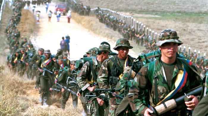 Silahlı mücadeleyi bırakan FARC, ülkesindeki 2018 seçimlerine hazırlanıyor