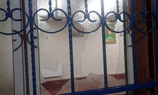 Sultangazi'deki Habibler Cemevi'ne saldırı