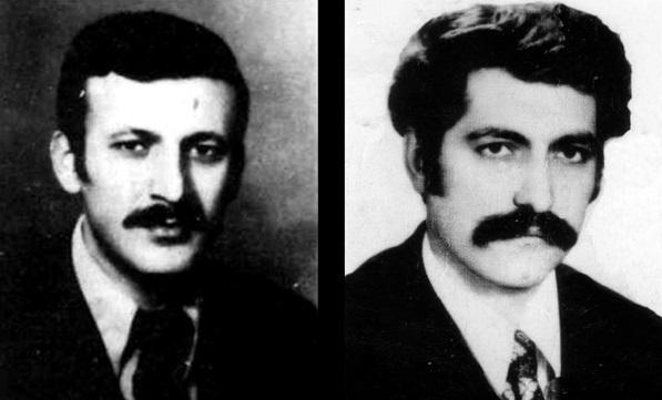 TKH'liler Mustafa Hayrullahoğlu ve Talip Öztürk'ü anıyor