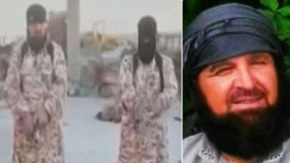 Kardeşini infaz eden IŞİD'li Türkiye'de yakalandı