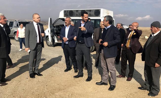AKP Kırıkkale'de oy alamadığı köylere yol ve su vermiyor!