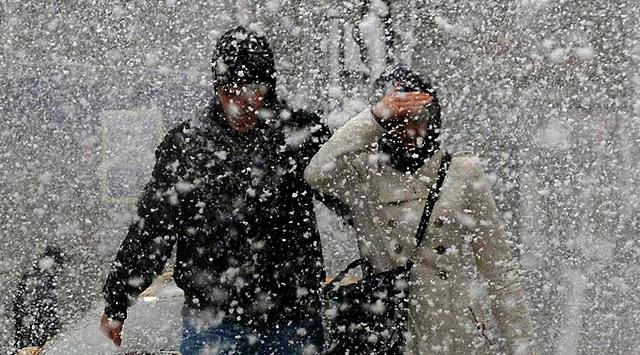 İstanbul'da haftabaşında kar bekleniyor