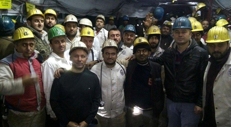 Maden işçileri tüm vardiyalarda eylemde: Polis giriş çıkışları yasakladı