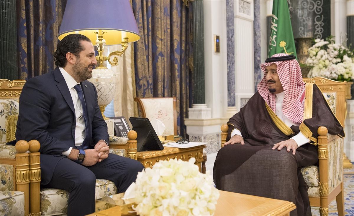 Saad Hariri'ye ülkeye dön çağrısı