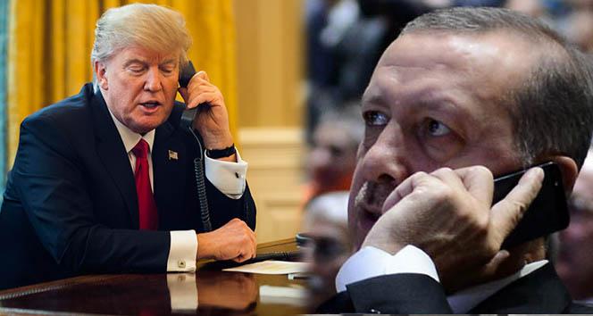 Erdoğan-Trump görüşmesi:'Nasıl, hala devam ediyor mu?'