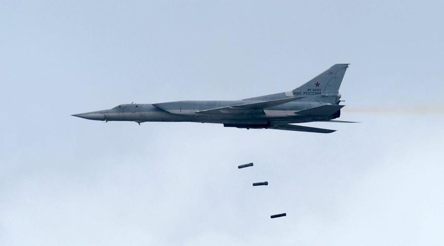 Rusya Deyr ez Zor'daki IŞİD mevzilerini vurdu