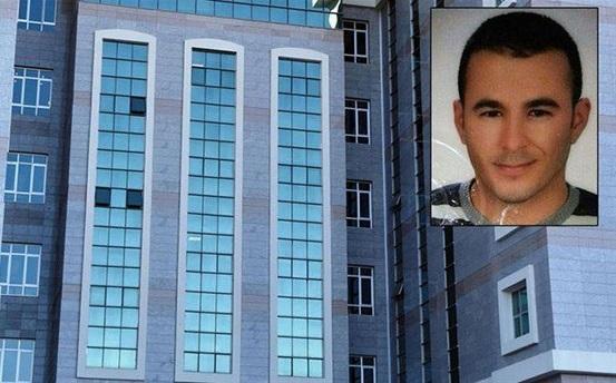 Zabıt katibi adliye binasından atlayarak hayata veda etti