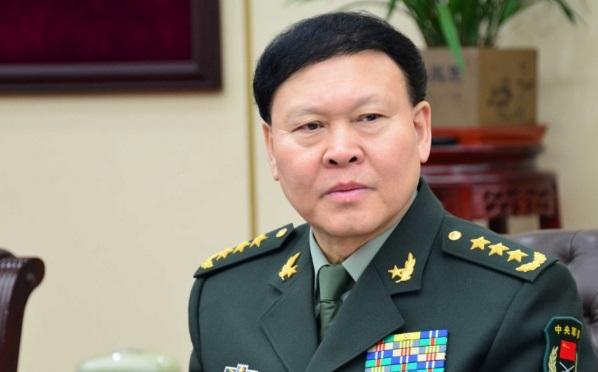 Çin Halk Cumhuriyeti'nde yolsuzlukla suçlanan general hayatına son verdi