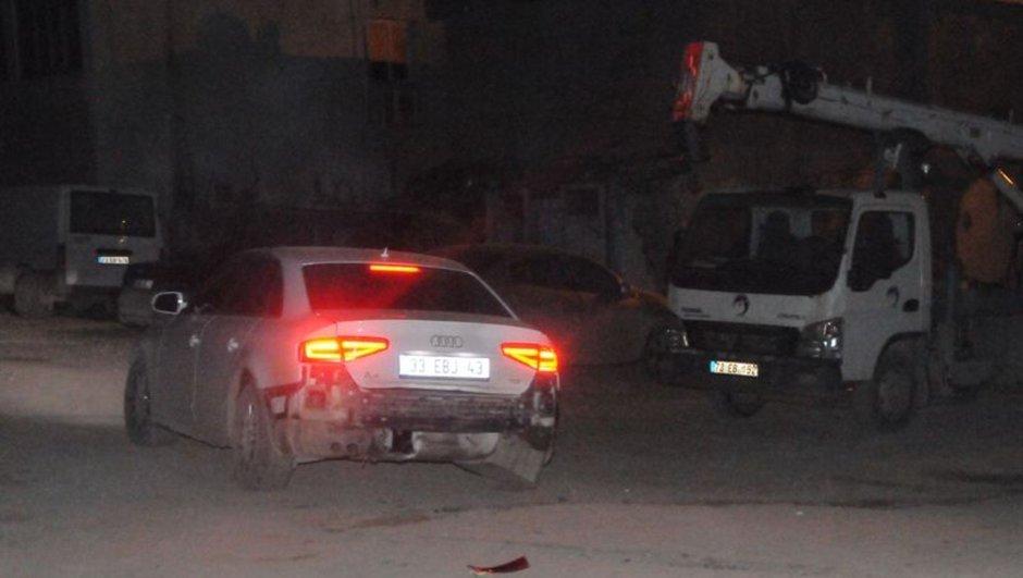 AKP eski Merkez İlçe Başkanı'na saldırı
