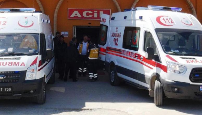 AKP'li başkanın kardeşi ile işçiler arasında silahlı sopalı kavga: 5 yaralı
