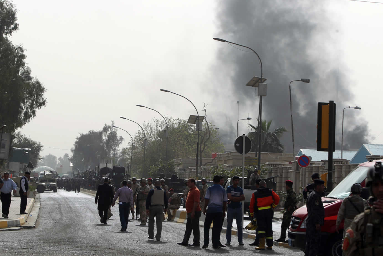 Bağdat'ta intihar saldırısı: 11 ölü, 27 yaralı