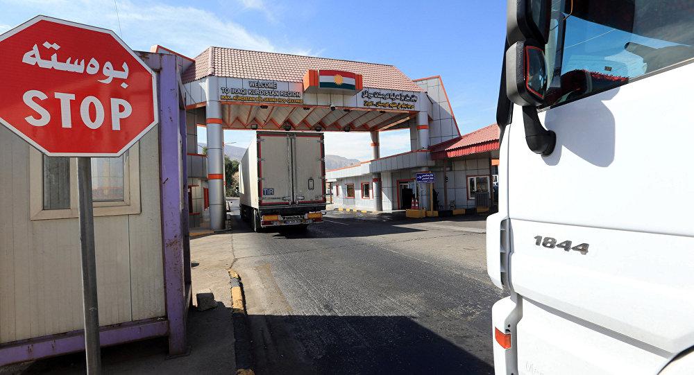 Bağdat ve Erbil arasında sınır kontrolü krizi