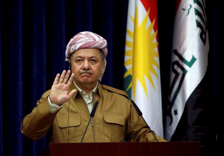 Tillerson'dan Barzani'ye: Bağdat ile müzakereleri başlatın