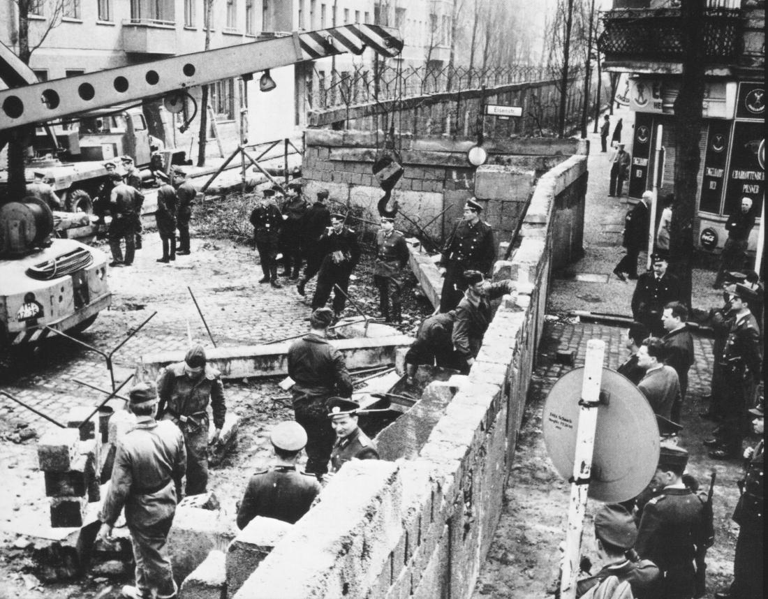 Hafıza-i Beşer | 9 Kasım 1989: Berlin Duvarı yıkıldı