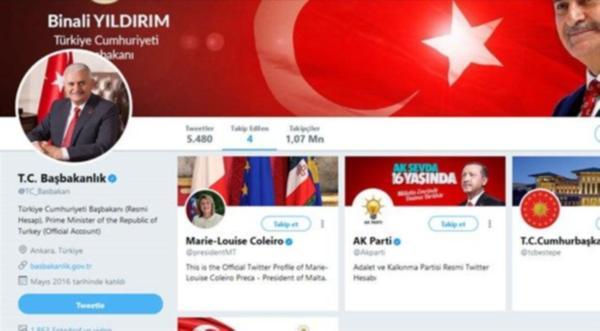 Başbakanlık'tan Marie Coleiro'nun takibi hakkında açıklama