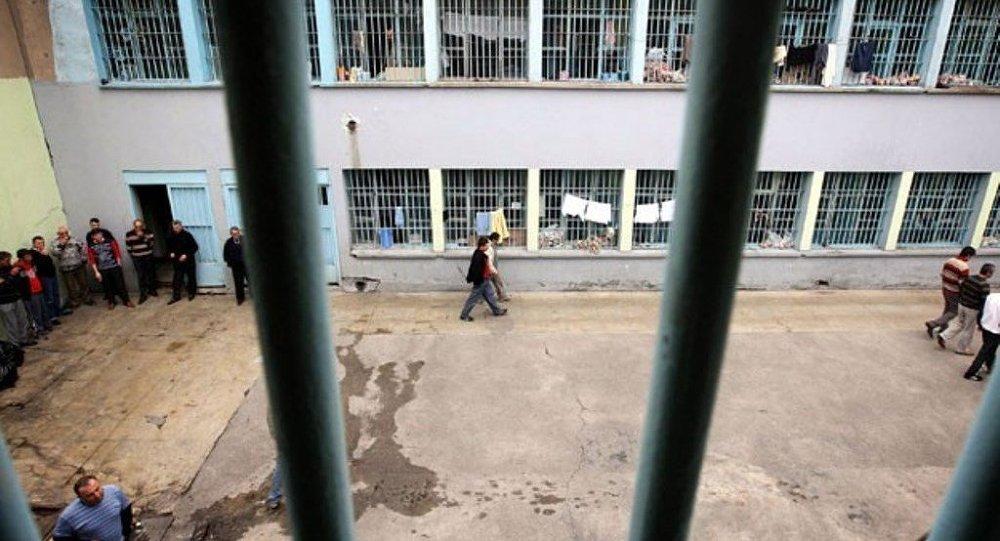 Cezaevlerindeki mahkum sayısı 13 ilin nüfusunu geçti