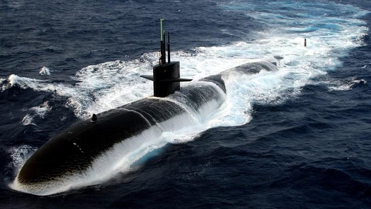 Kayıp denizaltıda patlama olduğu açıklandı