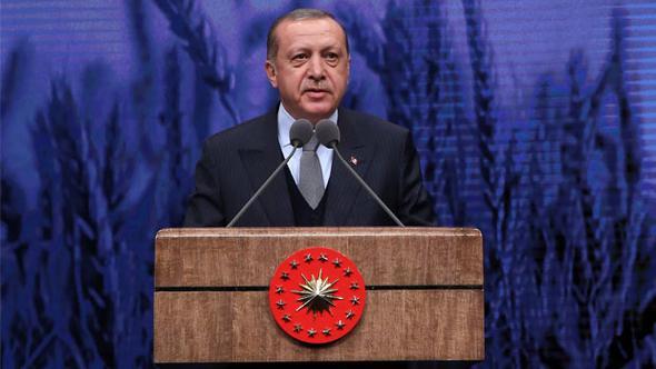 Erdoğan AKP Türkiyesi'nden yakındı: Kapitalizmin sınır, ilke ve değer tanımadan yaygınlaştığı bir düzende...