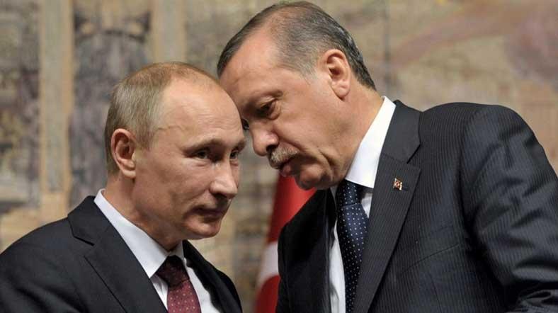 Erdoğan yine Rusya'ya gidiyor