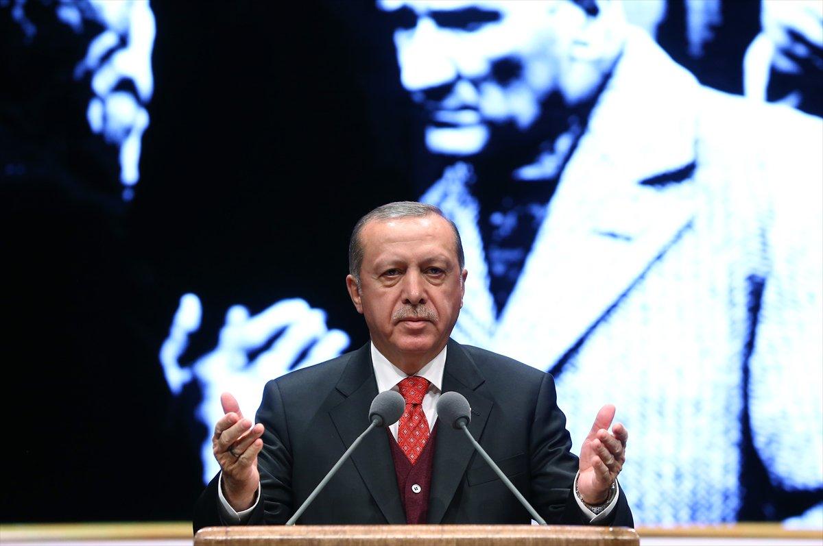 Erdoğan'ın derdi belli oldu: 'Atatürk' söylemini Marksist çevrelerin tekeline mi bırakacağız?
