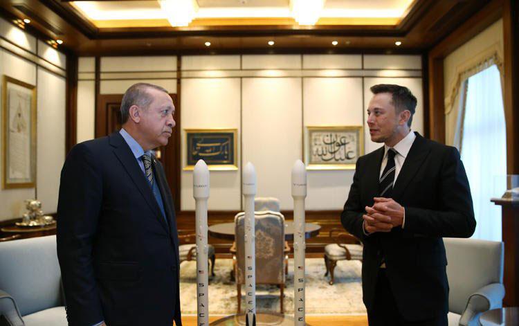 Erdoğan-Musk görüşmesinin nedeni belli oldu